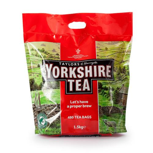 Yorkshire Tea Bags x 480 (PT1706) - 1