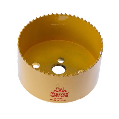 Starrett FCH0312 Bi-Metal Fast Cut Holesaw 3 1/2in / 89mm - 1