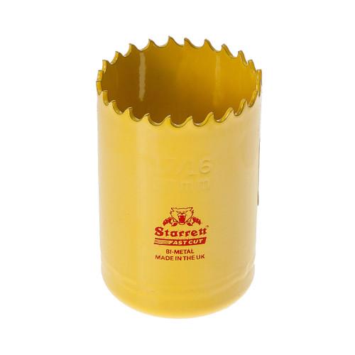 Starrett FCH0176 Bi-Metal Fast Cut Holesaw 1 7/16in / 37mm - 1