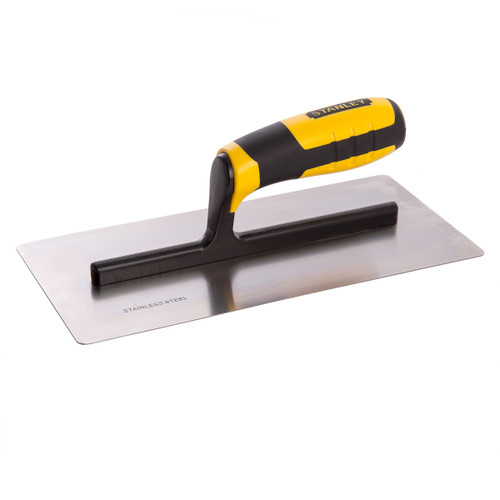Stanley STHT0-05898 Trowel 280mm x 130mm Curved Corners - 2