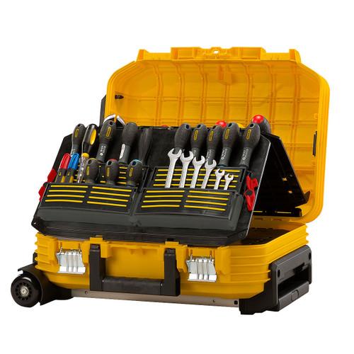 Stanley FMST1-72383 Stanley Fatmax Technician Suitcase with Wheels - 6