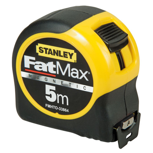 Stanley FMHT0-33864 FatMax Blade Armor Magnetic Tape 5m - 3