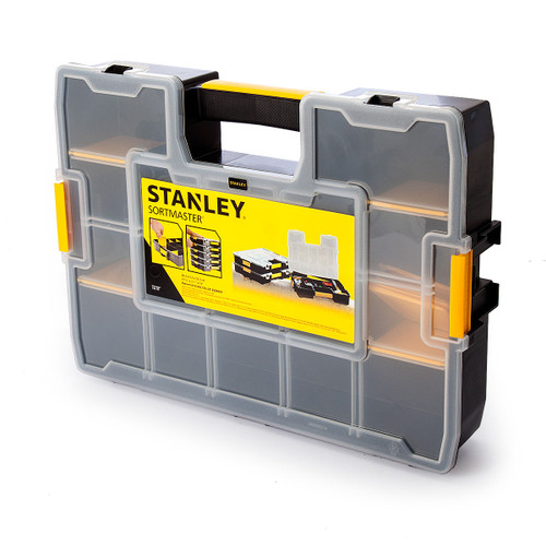 Stanley 1-94-745 Sort Master Seal Tight Professional Organiser - 3