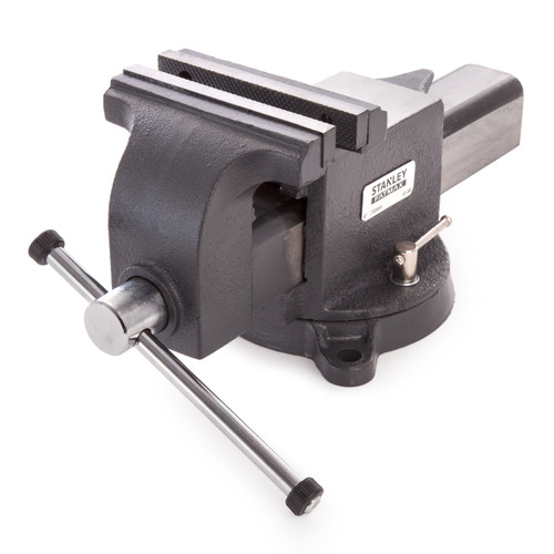 Stanley 1-83-068 Heavy Duty Engineers Bench Vice 6 Inch / 150mm - 5