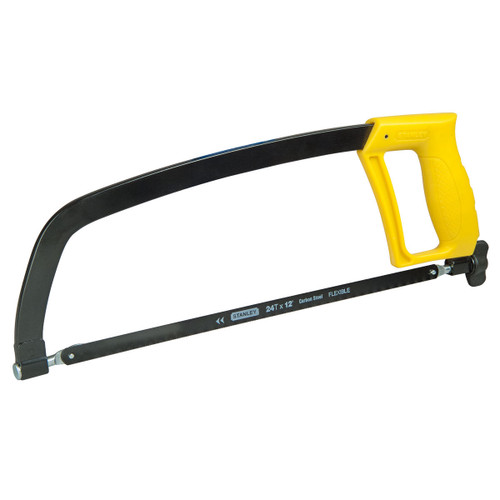 Stanley 1-15-122 Contractors Hacksaw Enclosed Grip 12 Inch - 4