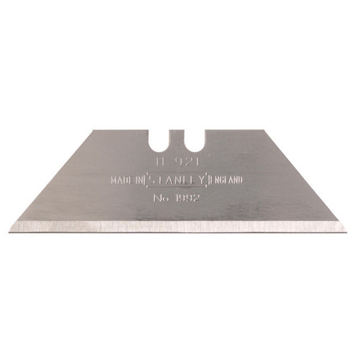Buy Stanley 1-11-921 1992B Knife Blades Heavy-Duty Pack of 100 at Toolstop