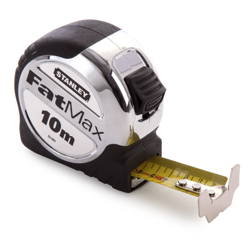 Stanley 0-33-897 Metric FatMax Xtreme Tape Measure with 32mm Blade 10m - 4