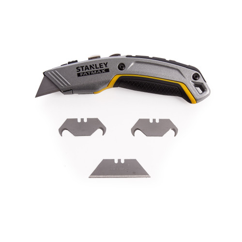 Stanley 0-10-789 FatMax Retractable Twin Blade Knife - 2
