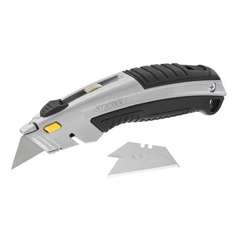 Buy Stanley 0-10-788 DynaGrip Instant Change Knife with 3 Blades at Toolstop