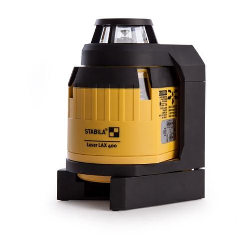 Stabila LAX400 Pro Liner Multi-Line Self Leveling Laser - 3