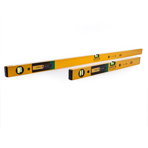 Stabila 18866 Type 70 Plumb Level Pack 120cm & 600mm - 5