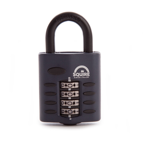 Henry Squire CP40 Push Button Combination Padlock 38mm - 1