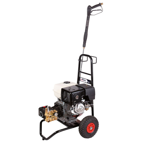 Buy SIP 08948 PP960/210 Professional Tempest Wheel Mounted Petrol Pressure Washer at Toolstop