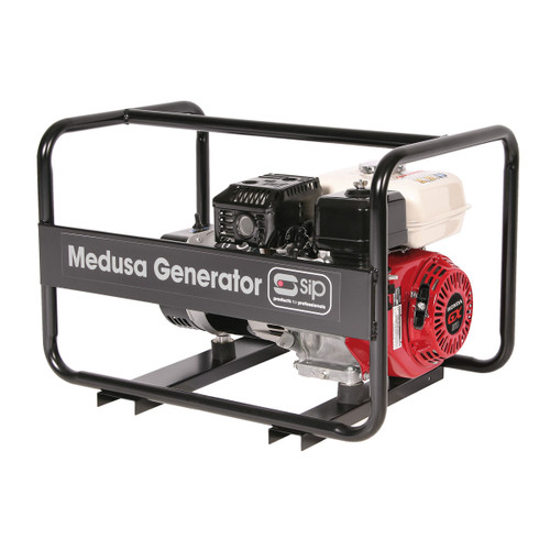 Buy SIP 04535 MGHP 2.5F Professional Medusa Generator with Honda GX Petrol Engine at Toolstop