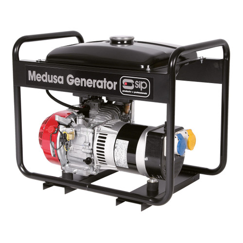 Buy SIP 04466 MGHP 2.5FLR Professional Medusa Generator with Honda GX Petrol Engine at Toolstop