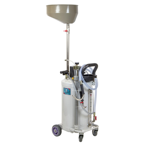 Buy SIP 03711 80 Litre Suction Oil Drainer at Toolstop