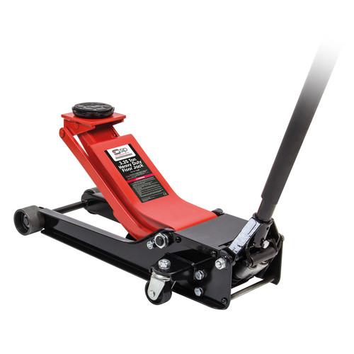 Buy SIP 03688 'Low-Profile' H/Duty Trolley Jack (3.25T) at Toolstop