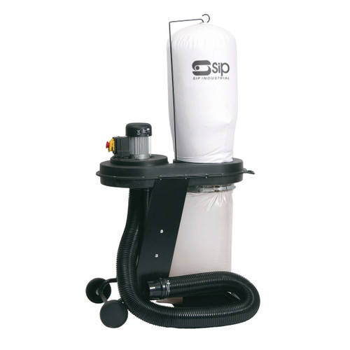 Buy SIP 01932 Dust Collector - 1 Horse Power Induction Motor at Toolstop