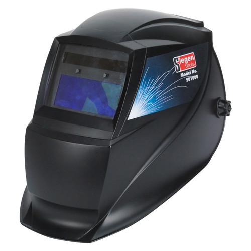 Buy Siegen S01000 Welding Helmet Auto Darkening Shade 11 at Toolstop
