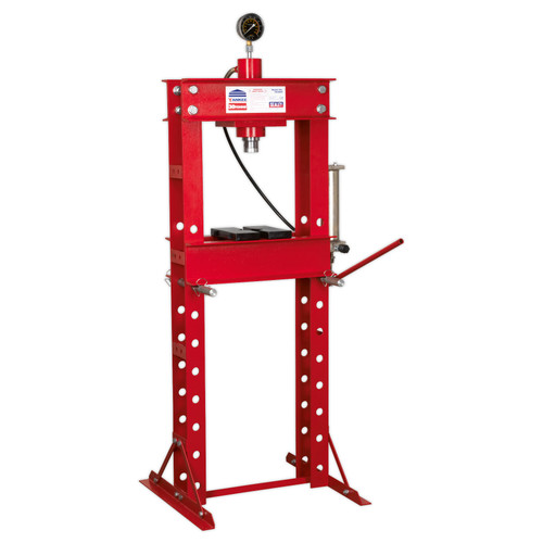 Buy Sealey YK30XF Hydraulic Press 30tonne Floor Type at Toolstop