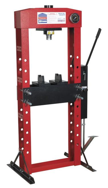 Buy Sealey YK30FFP Hydraulic Press Premier 30tonne Floor Type With Foot Pedal at Toolstop