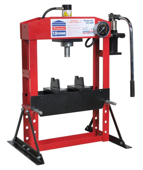 Buy Sealey YK15BP Hydraulic Press Premier 15tonne Bench Type at Toolstop