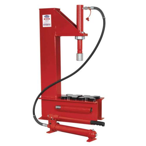 Buy Sealey YC10B Hydraulic Press 10tonne Bench 'c' Type at Toolstop