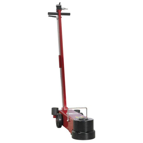 Buy Sealey YAJ20-60LR Air Operated Jack 60tonne Telescopic - Long Reach Low Entry at Toolstop