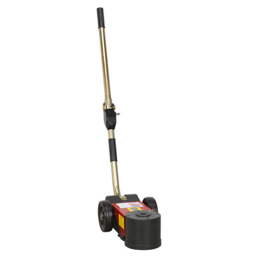 Buy Sealey YAJ15-30F Air Operated Folding Jack 15-30tonne - Telescopic at Toolstop