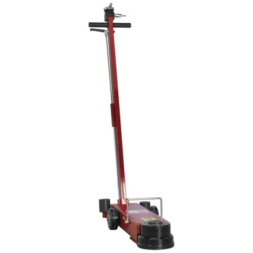 Buy Sealey YAJ10-40LELR Air Operated Jack 40tonne Telescopic - Long Reach/low Entry at Toolstop