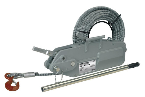 Buy Sealey WRP3200 Wire Rope Puller 3200kg Max Line Force at Toolstop
