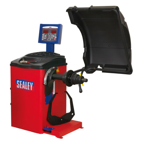 Buy Sealey WB10 Wheel Balancer - Semi Automatic at Toolstop