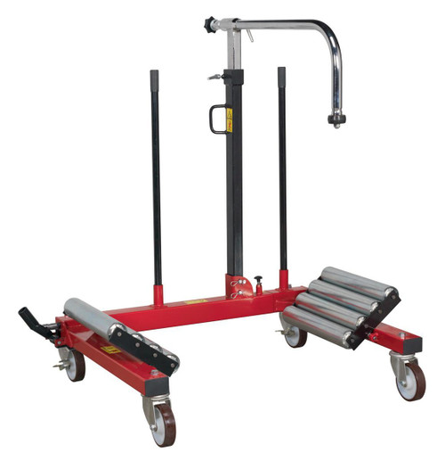 Buy Sealey W1200T Wheel Removal Trolley 1200kg Capacity at Toolstop