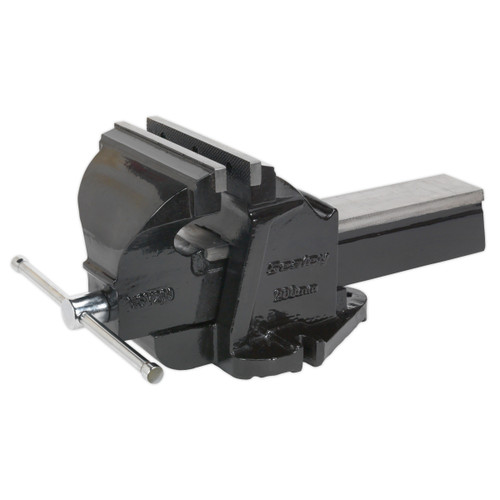 Buy Sealey USV200 Professional Mechanic's Vice 200mm Sg Iron for GBP178.5 at Toolstop
