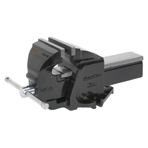Buy Sealey USV125 Professional Mechanic's Vice 125mm Sg Iron at Toolstop