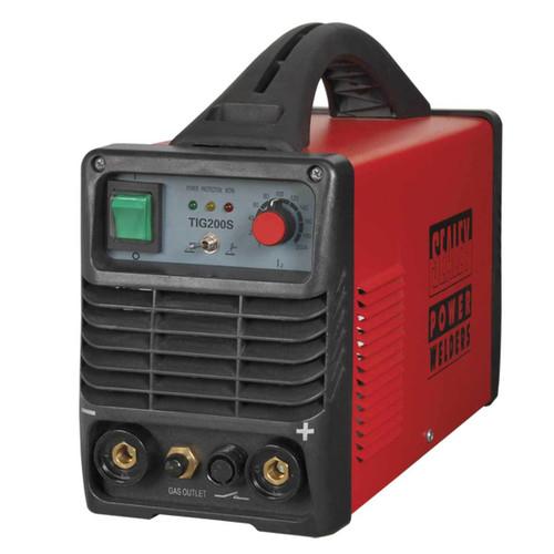 Buy Sealey TIG200S Tig/mma Inverter Welder 200amp 240v at Toolstop