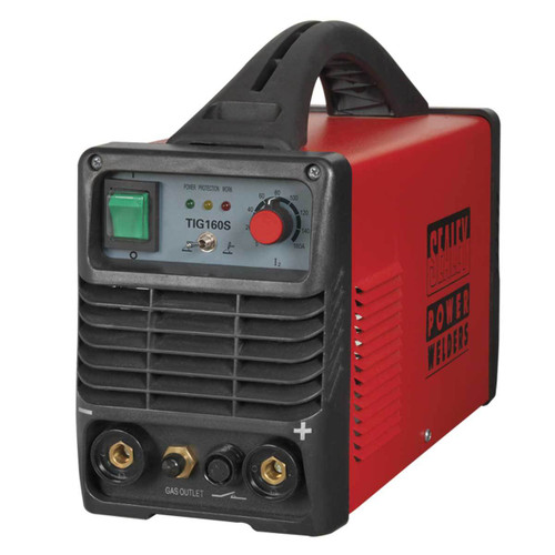 Buy Sealey TIG160S Tig/mma Inverter Welder 160amp 240v at Toolstop
