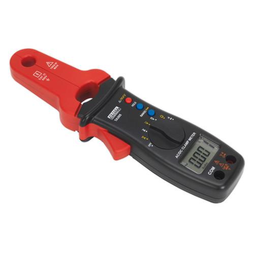 Buy Sealey TA305 Ac/dc Clamp Meter & Multimeter at Toolstop