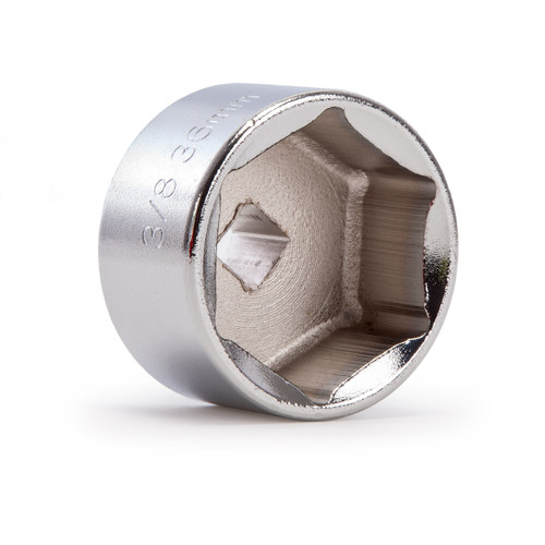Sealey SX114 Low Profile Oil Filter Socket 36mm 3/8in Square Drive - 3