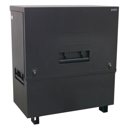 Buy Sealey STV01 Tool Vault 1125 X 610 X 1275mm at Toolstop