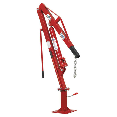 Buy Sealey SSC900 Static Mounted Crane 900kg at Toolstop