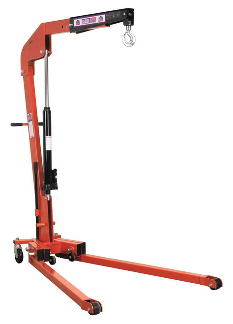 Buy Sealey SPC1000 Folding Engine Crane 1tonne at Toolstop