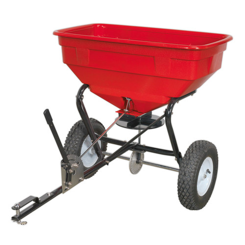 Buy Sealey SPB57T Broadcast Spreader 57kg Tow Behind at Toolstop