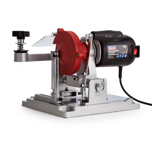 Sealey SMS2003 Saw Blade Sharpener with Bench Mounting 110 Watt 240V - 3