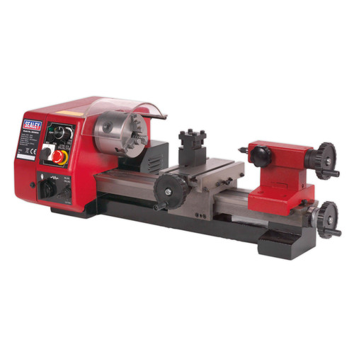 Buy Sealey SM2503A Metalworking Mini Lathe 250mm at Toolstop