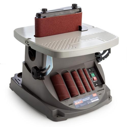 Sealey SM1300 Oscillating Belt / Spindle Sander 240V - 4