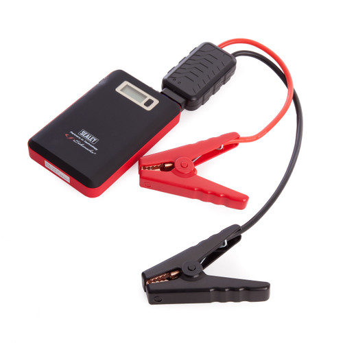 Sealey SL65S Jump Starter Power Pack Lithium 600A - 1