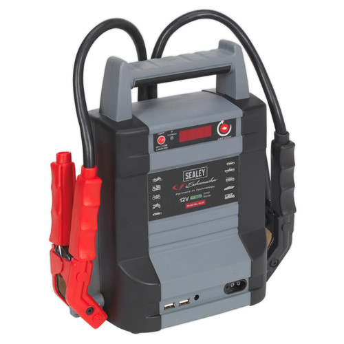 Buy Sealey SL2S Jump Starter Power Pack Lithium-ion 800A at Toolstop