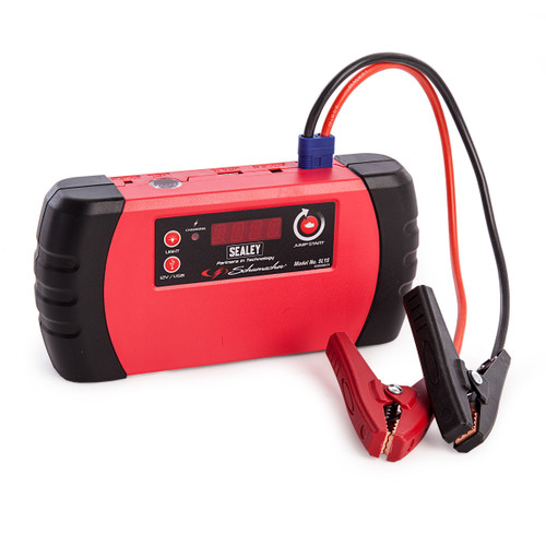 Sealey SL1S Jump Starter Power Pack Lithium(LiFePO4) 400A - 2