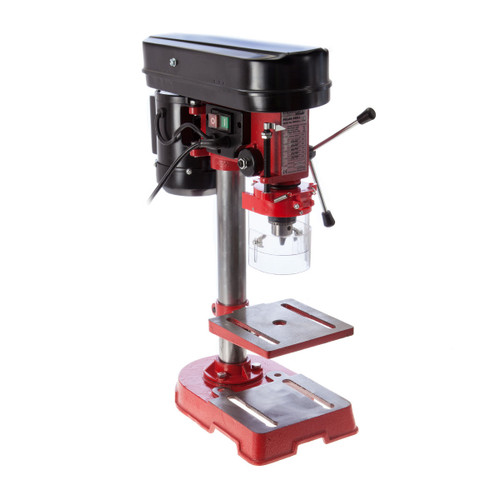 Sealey SDM30 Pillar Drill 5-speed Hobby Model 580mm Height 350w/240V - 3